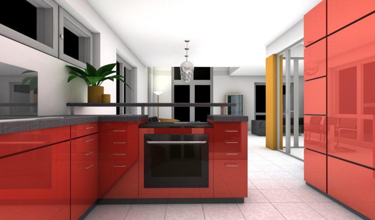 Rodzaje frontów do szafek kuchennych